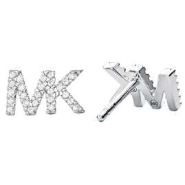 Michael Kors MKC1256AN040 Silver Ladies' Earrings
