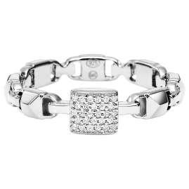 Michael Kors MKC1027AN040 Damen-Ring Mercer Link