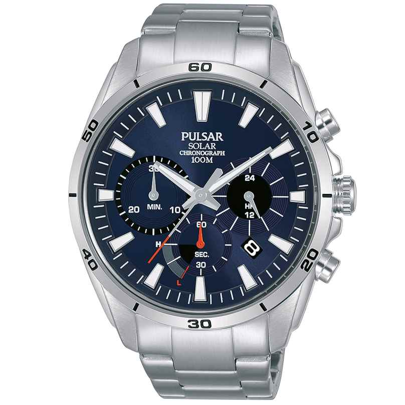Pulsar PZ5057X1 Solar-Herrenchronograph 4894138036545