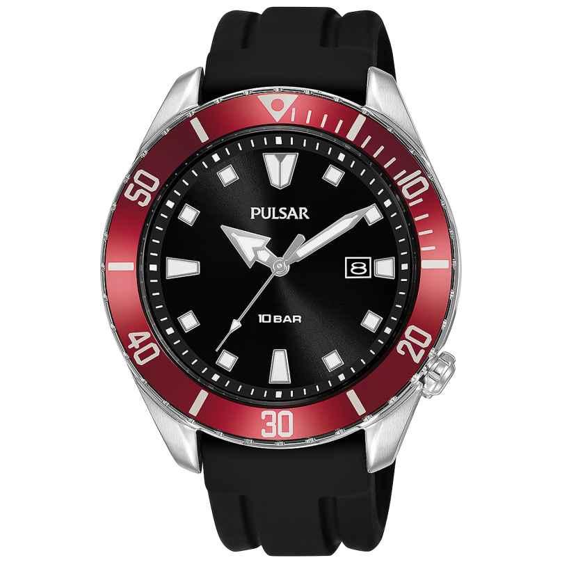 Pulsar PG8311X1 Herrenuhr Sport Rot 4894138040504