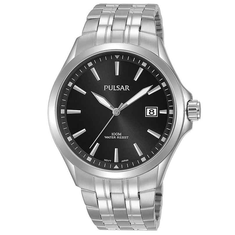 Pulsar PS9625X1 Men's Wristwatch Quartz Black 4894138039089