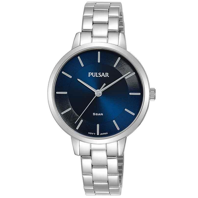 Pulsar PH8475X1 Women's Watch Quartz Blue 4894138040672