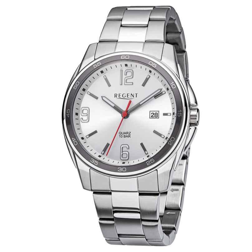 Regent BA-647 Men's Wristwatch 10 Bar Water-Resistant Ø 42 mm 4050597601629