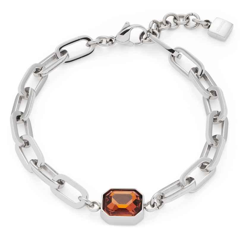 Leonardo 018393 Damen-Armband Candela Edelstahl 4002541183934
