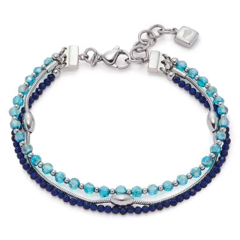 Leonardo 021325 Damen-Armband Lidera Blau 4002541213259