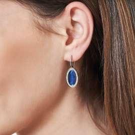 Leonardo 016986 Ladies´ Drop Earrings Cira