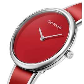 Calvin Klein K4E2N11P Damen-Armbanduhr Seduce