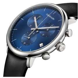 CALVIN KLEIN K8M271CN Herren-Armbanduhr Chronograph High Noon