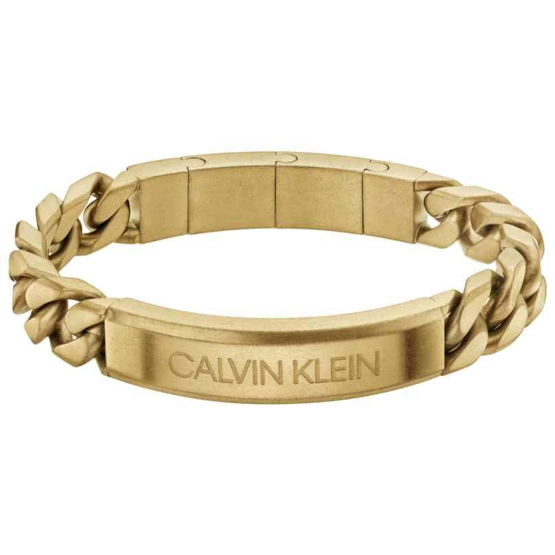 CALVIN KLEIN KJBHJB1101 Men's Bracelet Valorous 7612635133287