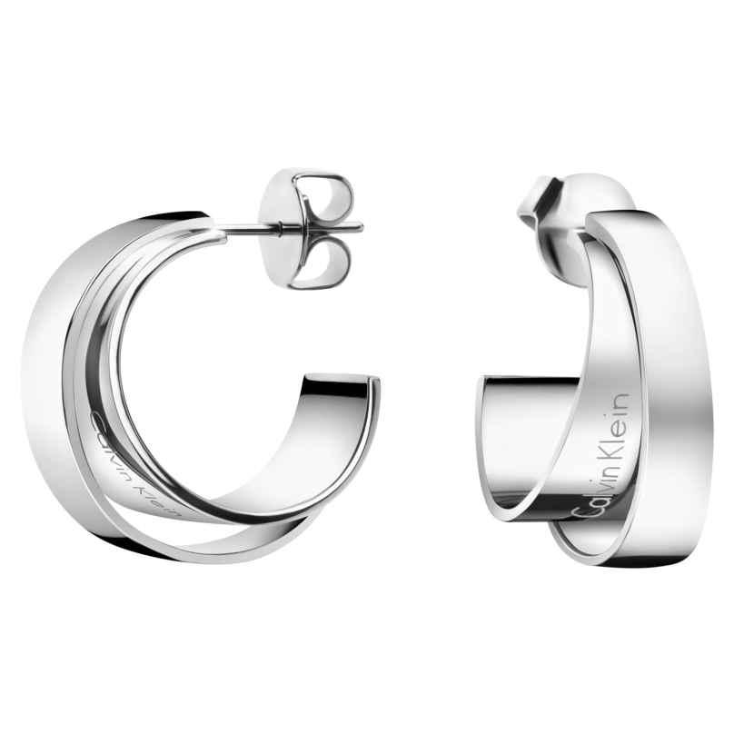 Calvin Klein KJ5ZME0001 Loop Damen-Creolen 7612635110608