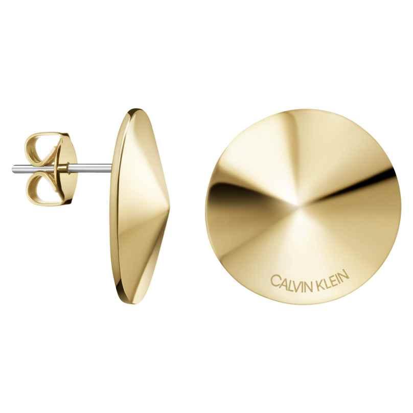 Calvin Klein KJBAJE1002 Damen-Ohrringe Spinner 7612635127521