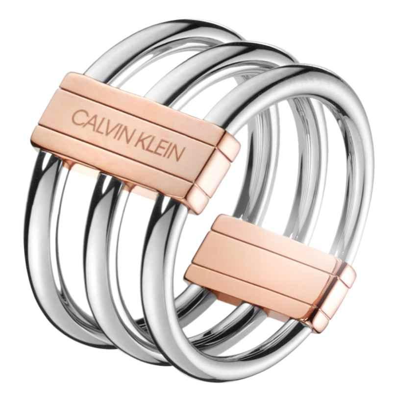 Calvin Klein KJBDPR200 Damen-Ring In Sync
