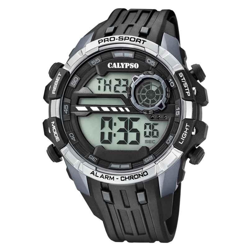 Calypso K5729/1 Digital Watch Alarm Chronograph 8430622676369