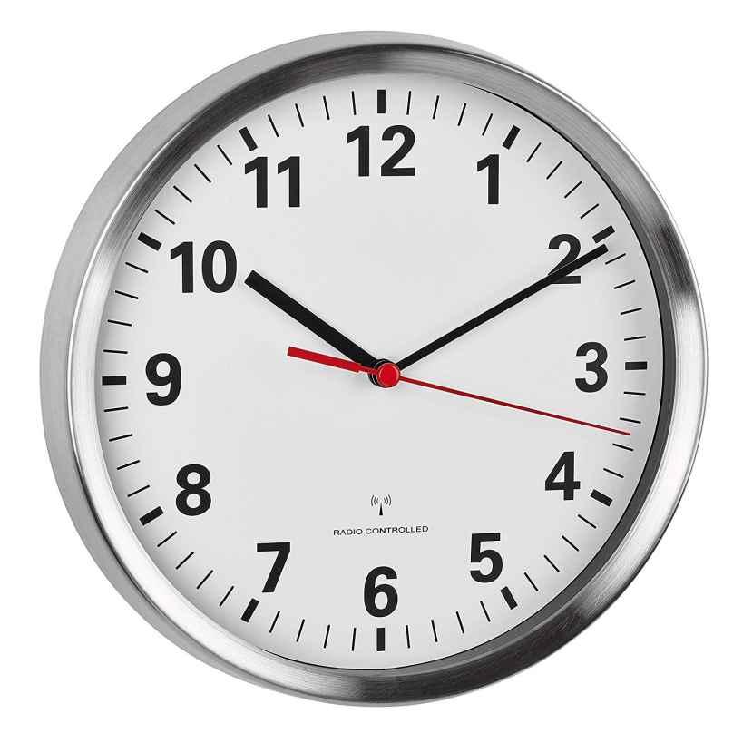 TFA 60.3529.02 Radio-Controlled Wall Clock 4009816029812