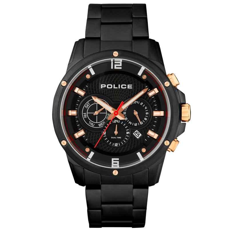 Police PL15525JSB.02M Chronograph Herrenarmbanduhr Shandon 4895148653364