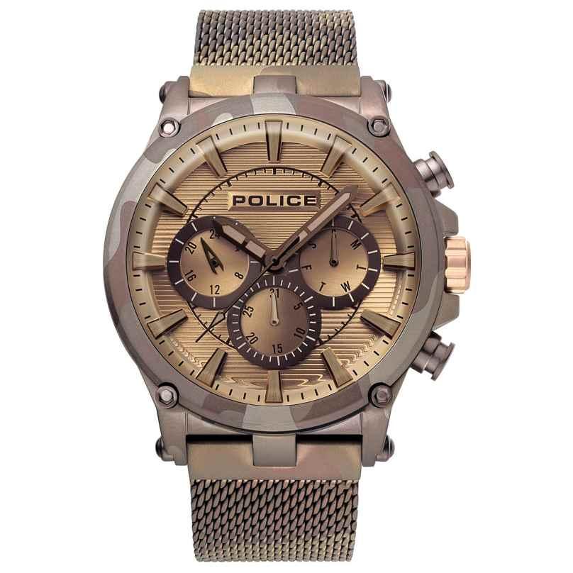 Police PL15920JSMBN.20MM Herrenuhr Multifunktion Taman 4895220904742