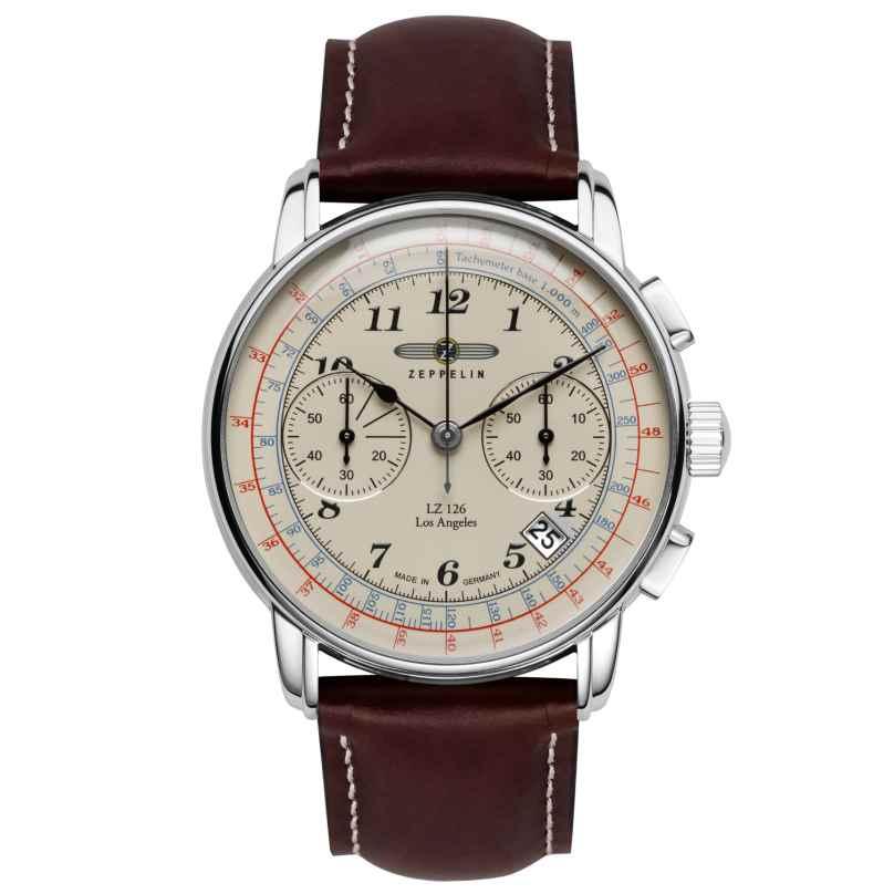 Zeppelin 7614-5 LZ126 Los Angeles Herren-Chronograph 4041338761450