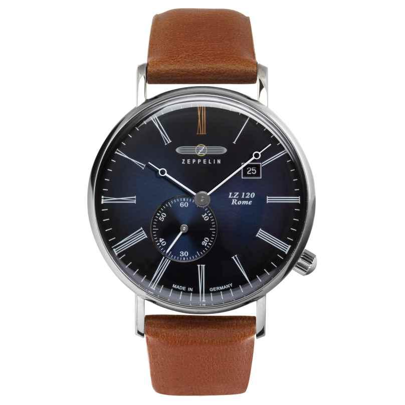 Zeppelin 7134-3 Herren-Armbanduhr LZ120 Rome 4041338713435