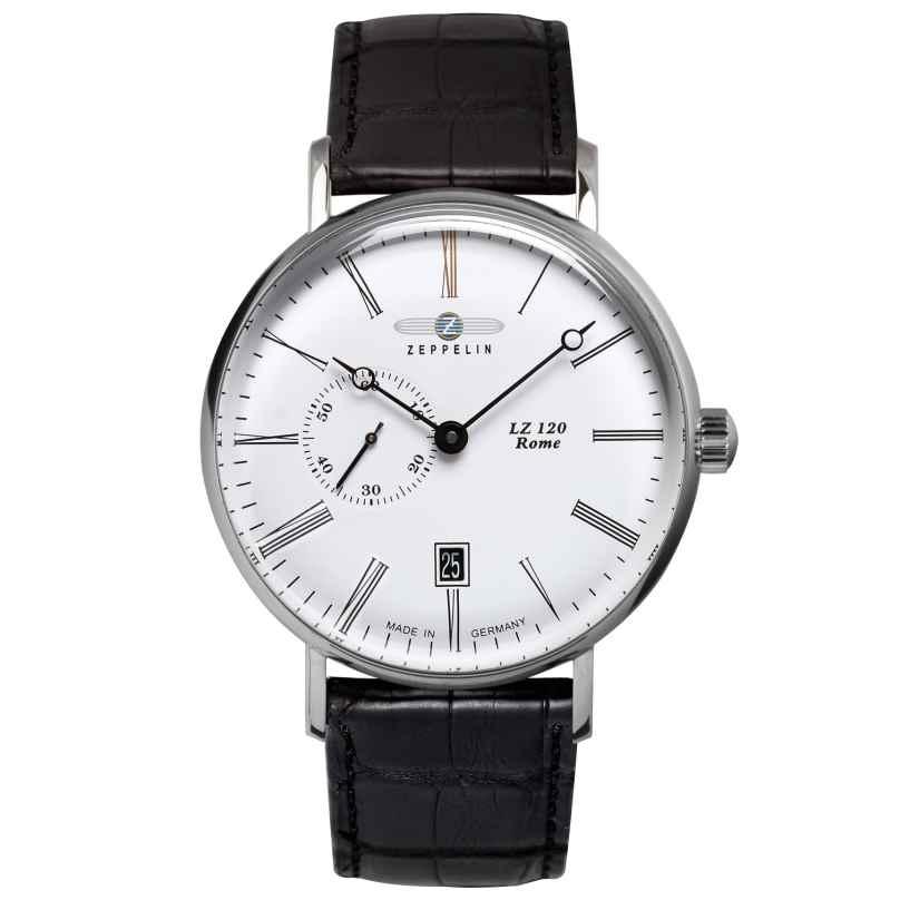Zeppelin 7104-1 Men's Wristwatch Automatic LZ120 Rome 4041338710410