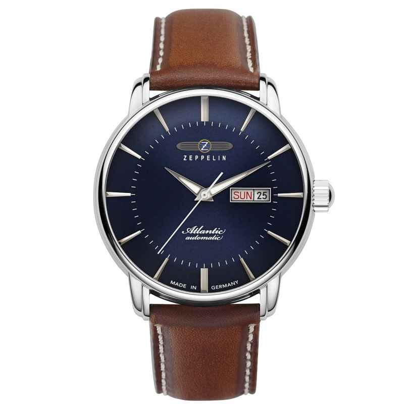 Zeppelin 8466-3 Men's Automatic Watch Atlantic 4041338846638