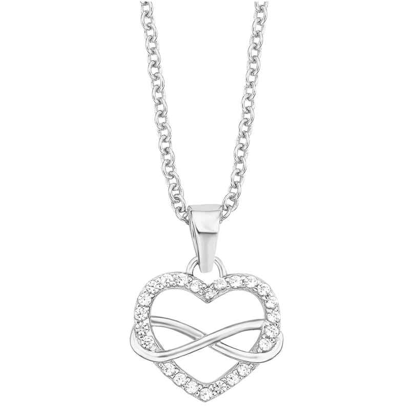s.Oliver 2025989 Silver Necklace for Ladies 4056867016605