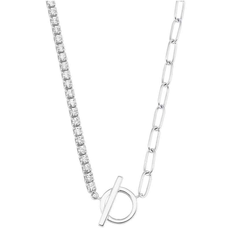 s.Oliver 2028510 Women's Necklace Silver 4056867023887