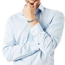 s.Oliver 2022639 Herren-Armband Edelstahl