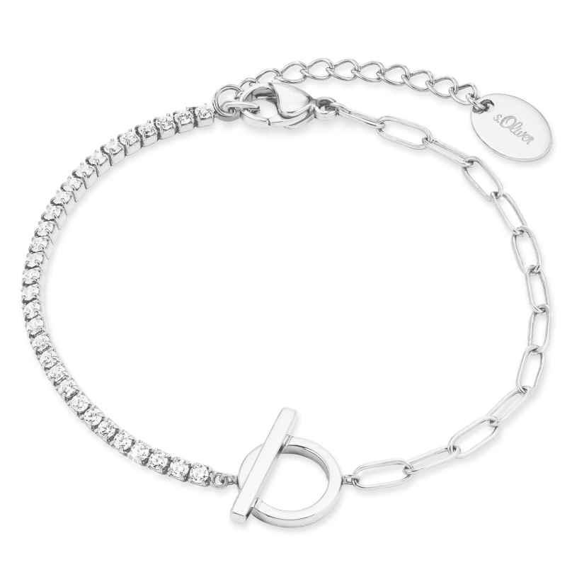 s.Oliver 2028511 Silver Ladies' Bracelet 4056867023900