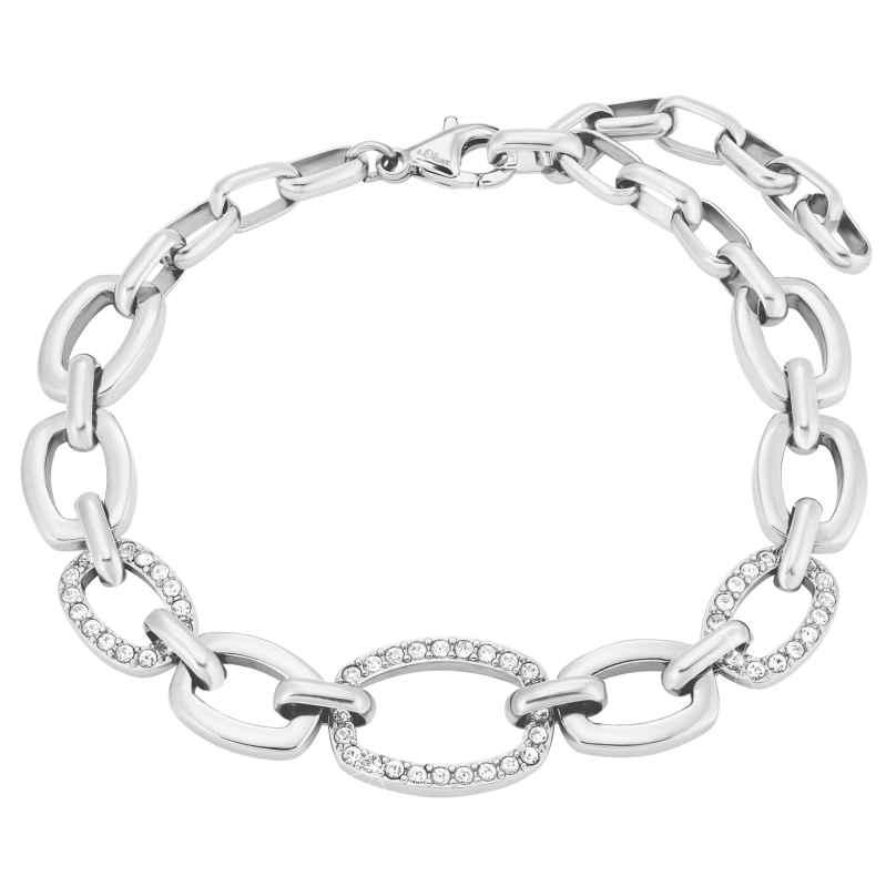 s.Oliver 2029361 Damen-Armband mit Kristallen 4056867024280