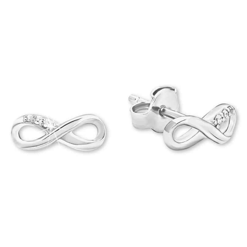 s.Oliver 2017247 Silver Earrings Infinity 4056867004633