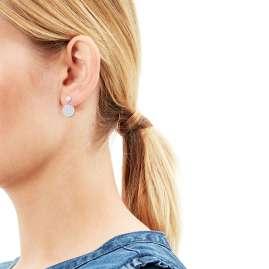 s.Oliver 2022729 Silver Drop Earrings