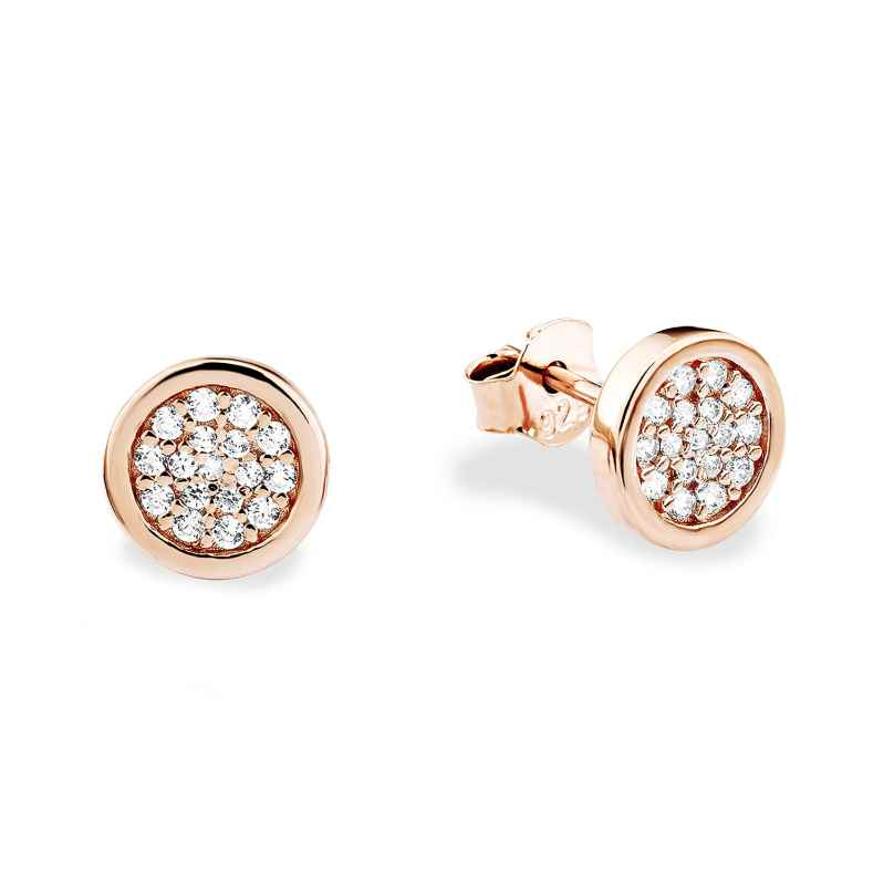 s.Oliver 9079223 Ladies' Stud Earrings 4020689079223