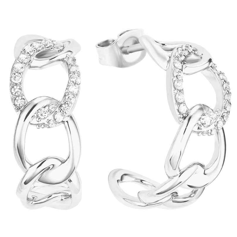 s.Oliver 2028500 Women's Hoop Earrings Silver 4056867023801