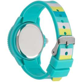 s.Oliver SO-4004-PQ Girls Watch Turquoise