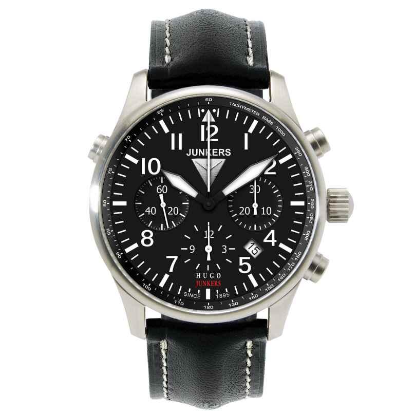 Junkers 6628-2 Automatik-Chronograph Herrenuhr 4041338662825