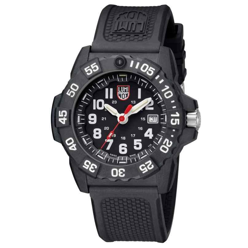 Luminox XS.3501 Herren-Taucheruhr Navy Seal Schwarz 7630040915960