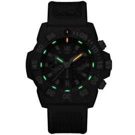 Luminox XS.3583 Taucheruhr Navy Seal 3580 Chronograph 45 mm