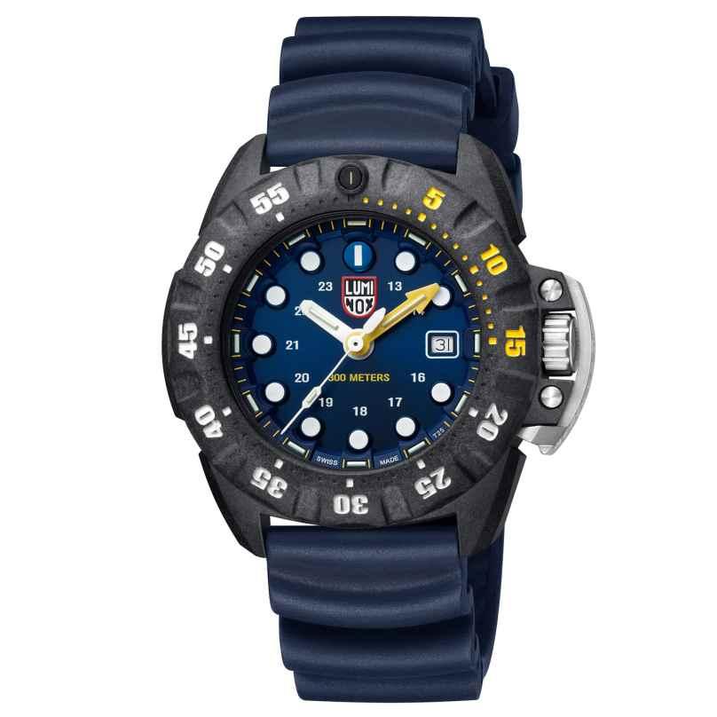 Luminox XS.1553 Herrenuhr Scott Cassell Deep Dive WR 30 Bar 7630040939379