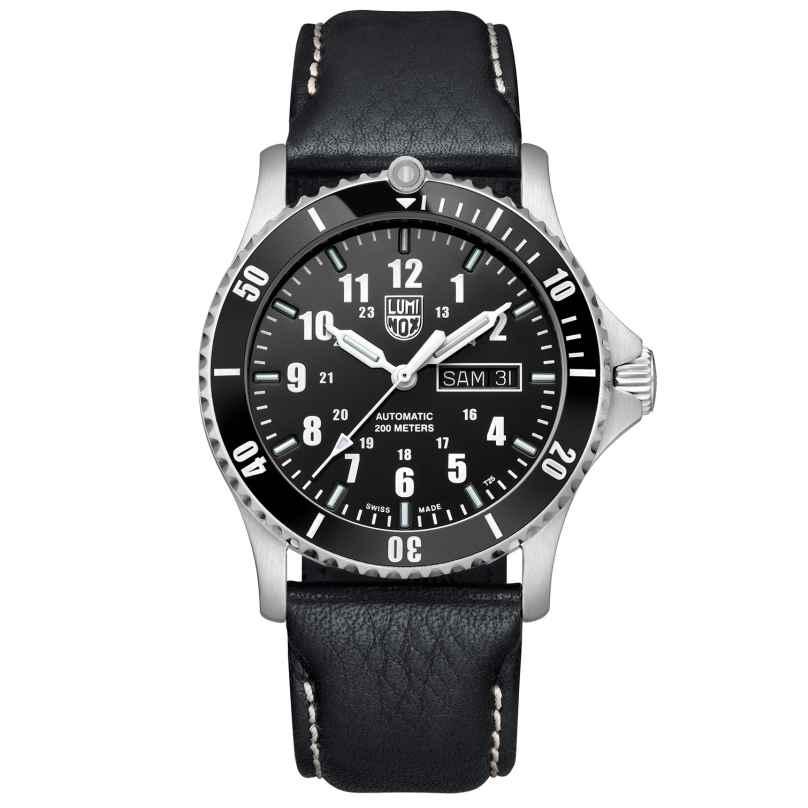 Luminox XS.0921 Automatikuhr für Herren Sport Timer Stahl/Schwarz 7611382579034