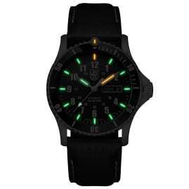 Luminox XS.0921 Automatikuhr für Herren Sport Timer Stahl/Schwarz