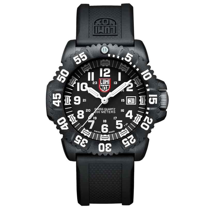 Luminox XS.3051.F Taucheruhr Navy Seal Schwarz 7630040947954