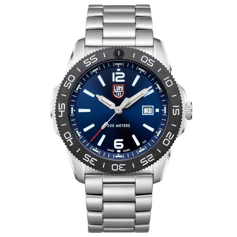 Luminox XS.3123 Taucheruhr Pacific Diver Stahl/Blau 7630040994835