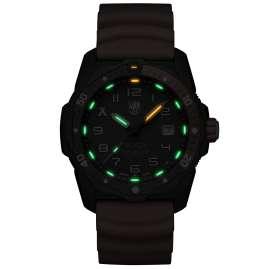 Luminox XB.3729.NGU Men's Diver's Watch Bear Grylls Survival Orange/Black