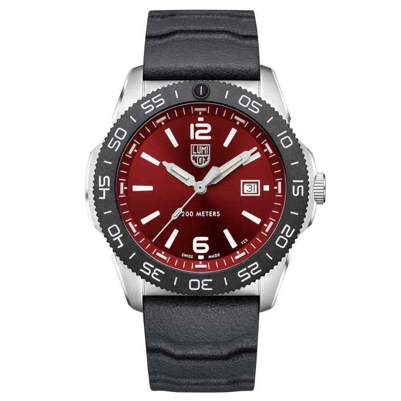 Luminox XS.3135 Taucheruhr Pacific Diver Schwarz/Rot 7611382602619