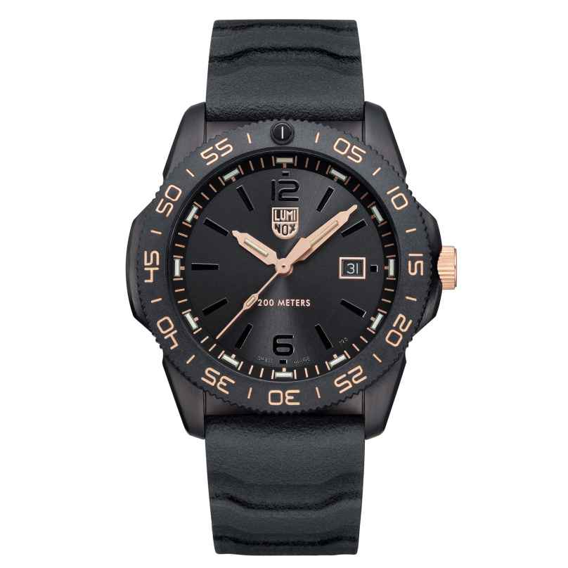 Luminox XS.3121.BO.GOLD Taucheruhr Pacific Diver Limited Edition 7611382611314