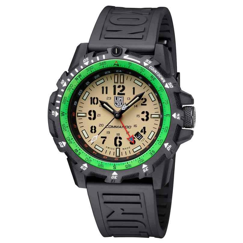 Luminox XL.3321 Herrenuhr Commando Schwarz/Sandfarben 7611382602893
