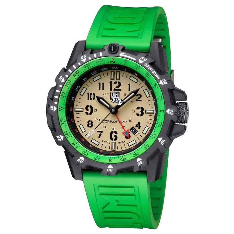 Luminox XL.3337 Herren-Armbanduhr Commando Grün 7611382602909