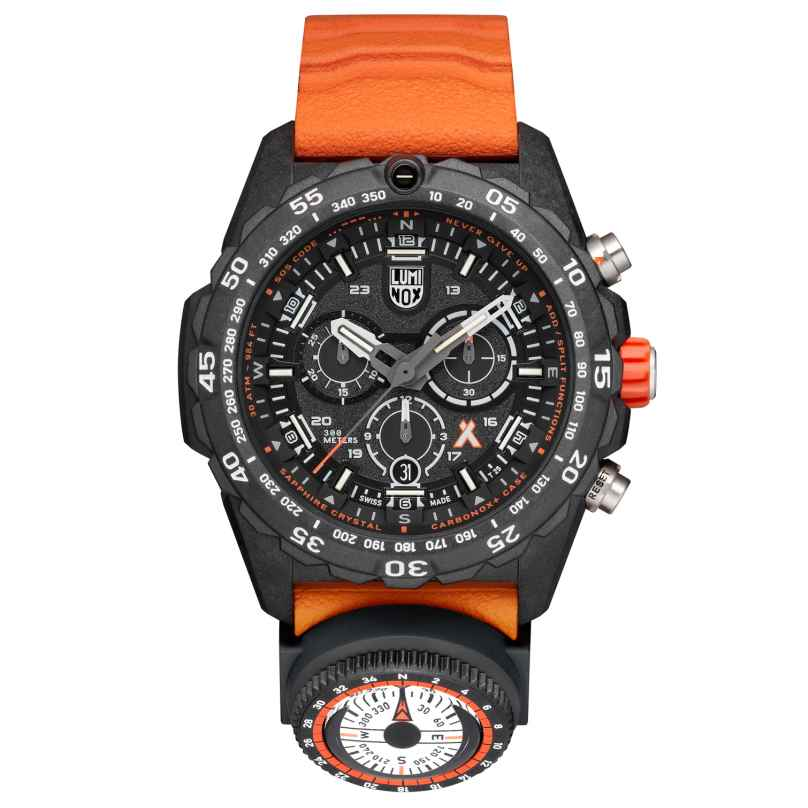Luminox XB.3749 Chronograph Men's Watch with Compass Bear Grylls Survival 7630040987226