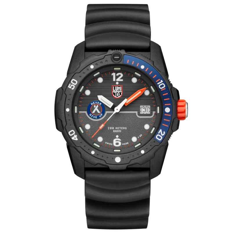 Luminox XB.3723 Herren-Taucheruhr Bear Grylls Survival schwarz / blau 7630040988186