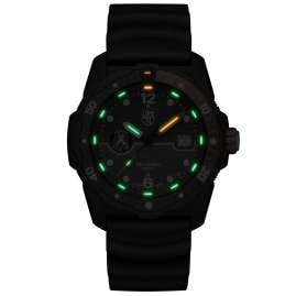 Luminox XB.3729 Men's Diver's Watch Bear Grylls Survival black / orange